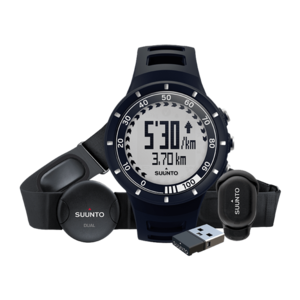SUUNTO QUEST BLACK 러닝 팩